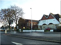 NS5164 : St Marks Church of Scotland by Elliott Simpson