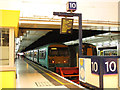 TQ2878 : South London loop line - last month at Victoria by Stephen Craven