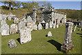 NR7761 : Burial Ground Kilnaish by Tom Richardson