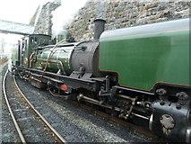 SH4862 : Welsh Highland Railway, Caernarfon by Chris Allen