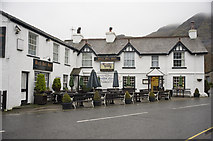 SD3097 : The Black Bull Hotel, Coniston by Tom Richardson