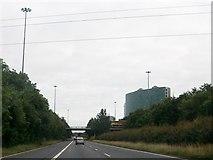 O0639 : The Navan Road at Blanchardstown by Eric Jones