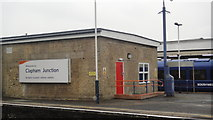 TQ2775 : Clapham Junction station, SW11 by Phillip Perry