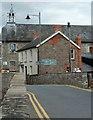 SO1533 : Stone bridge over the River Ennig, Talgarth by Jaggery
