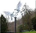 SO7745 : The Diamond Jubilee sculpture, Rosebank Gardens by Bob Embleton