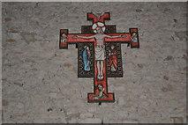 TM0308 : St Peter's Chapel, Bradwell by Arthur Stevens