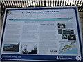 TA1128 : Victoria Dock Heritage Trail #13 by Ian S