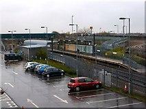 NZ3958 : Stadium of Light Metro station by Graham Hogg