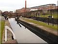 SJ8598 : Lock#1, Ashton Canal by David Dixon