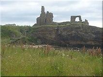 NO5101 : Newark Castle remains by John Sparshatt
