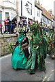 TQ8209 : Jack in The Green Parade by N Chadwick