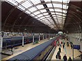 TQ2681 : Paddington station from footbridge by David Smith