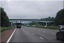 SD4953 : M6, Whams Lane Bridge by N Chadwick