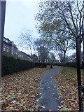 TQ3581 : Stepney Green Gardens by David Smith