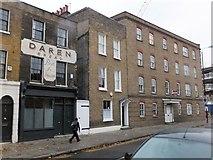 TQ3581 : Former bakery in Stepney Green by David Smith