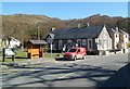 SH5848 : Tourist Information Centre, Beddgelert by Jaggery