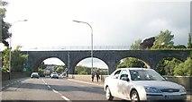 N8767 : The Navan Railway Viaduct from the R147 by Eric Jones