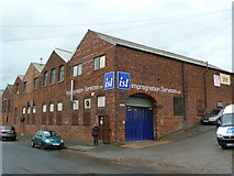 SJ9499 : Impregnation Services Ltd, Cowhill Lane, Ashton-Under-Lyne by Alexander P Kapp