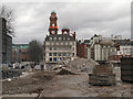 SJ8497 : Demolition of BBC New Broadcasting House by David Dixon