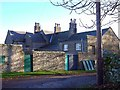 NU0121 : The rear of Ilderton Rectory by Andrew Curtis