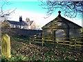 NU0121 : The Roddam Mausoleum & Ilderton Rectory by Andrew Curtis