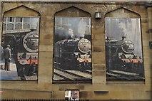 NY4055 : Steam nostalgia at Carlisle by Greg Fitchett