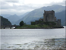 NG8825 : Eilean Donan Castle by Ian Smith
