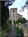 TQ4110 : All Saints Centre, Friar's Walk, Lewes by PAUL FARMER