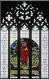 TQ1472 : All Saints, Campbell Road - West window by John Salmon
