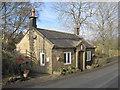 NY8383 : Bridgend toll house (Bellingham) by Les Hull