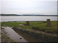 SD3378 : The Leven estuary off Park Head by Karl and Ali
