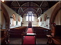 SD2475 : St Peter's Church, Lindal in Furness, Interior by Alexander P Kapp