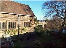 SK3536 : Derby - St Mary's Chapel by David Hallam-Jones