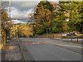SJ9689 : Station Road, Brabyns Bridge by David Dixon