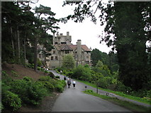 NU0702 : Cragside House by Willie Duffin