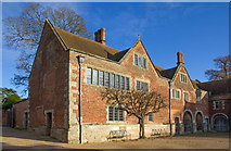 SP2556 : Laundry, Brew House and Stables, Charlecote Park by David P Howard