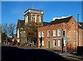 SK3536 : Derby - Cathedral Quarter by David Hallam-Jones