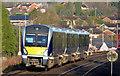 J2765 : Train, Hilden (2012-2) by Albert Bridge