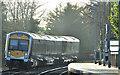J2765 : Train, Hilden (2012-3) by Albert Bridge