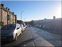 NS3421 : Mill Street, Ayr by Billy McCrorie