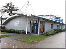 TA0729 : The West Park Childcare Centre, West Park, Hull by Ian S