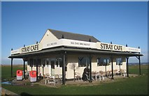 NZ6124 : The Stray Cafe by Jonathan Thacker
