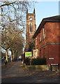 SK3535 : Derby - London Road by David Hallam-Jones