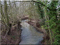 SO6892 : The Mor Brook by Richard Law
