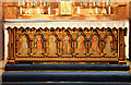 TQ2176 : St Michael & All Saints, Barnes - High altar by John Salmon