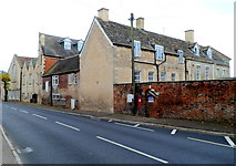 SO8005 : Wycliffe College buildings, Stonehouse by Jaggery