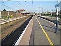 SK9135 : Grantham railway station, Lincolnshire by Nigel Thompson