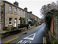 SE1646 : Sun Lane, Burley in Wharfedale by Chris Heaton