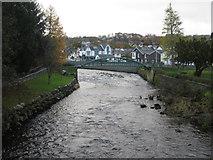 NY2623 : River Greta, Keswick by Graham Robson