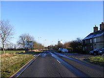 TL3160 : Brockley Road by Adrian Cable
